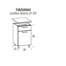 T18/D50S1
