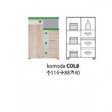 ''COLORATO'' COL 8